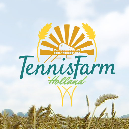 TennisFarm Holland Brand Design Preview