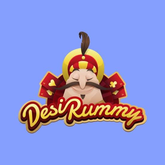 Desi Rummy Logo