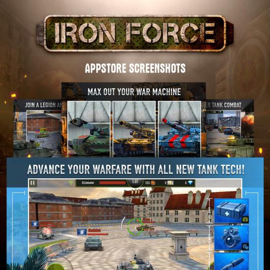 IronForce Presentation Image