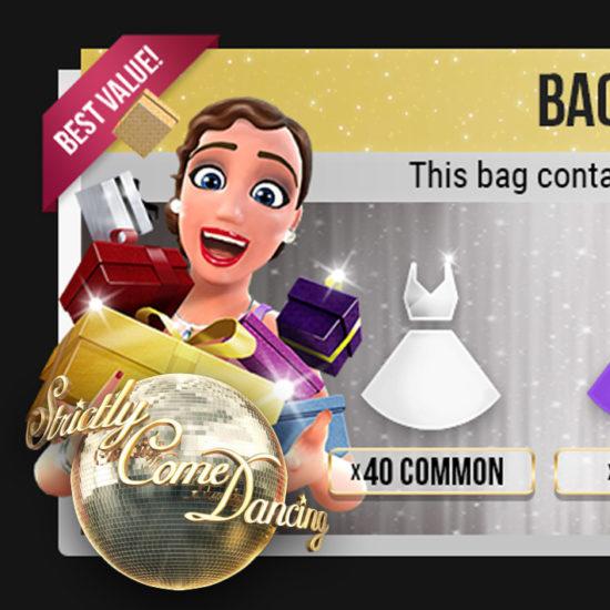 Strictly Come Dancing Game UI Thumbnail